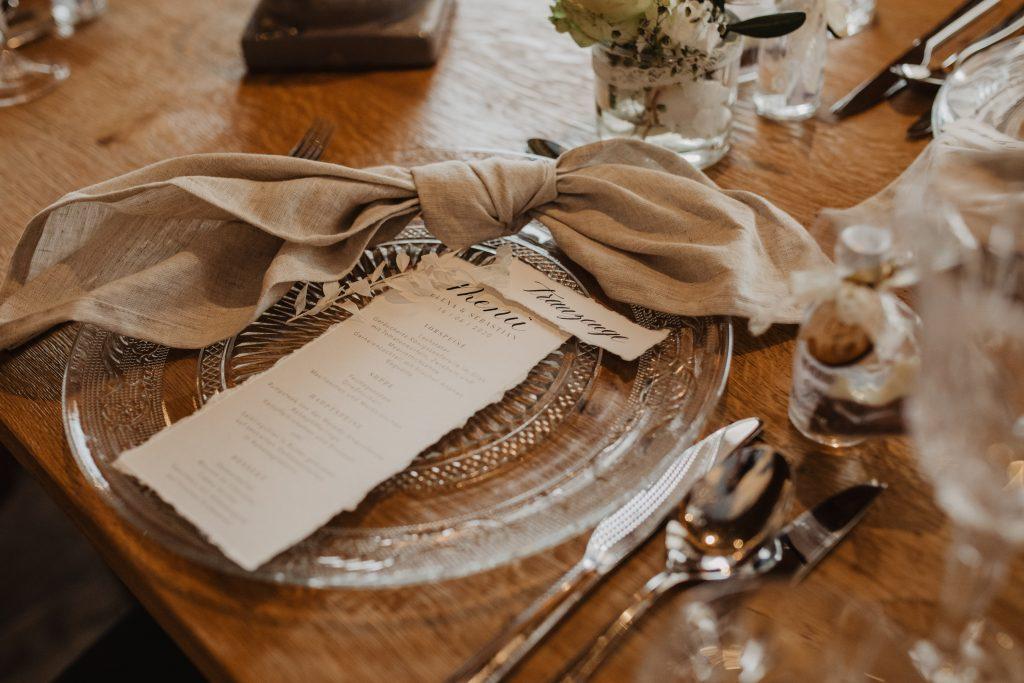 Hochzeit Papeterie
